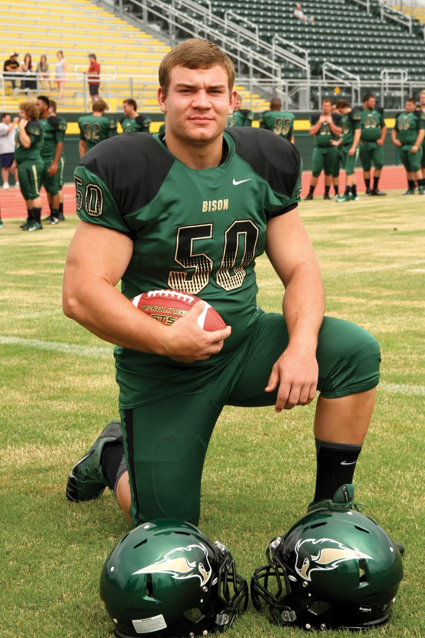 Gilbert Named All-America: First OBU football All-American ...