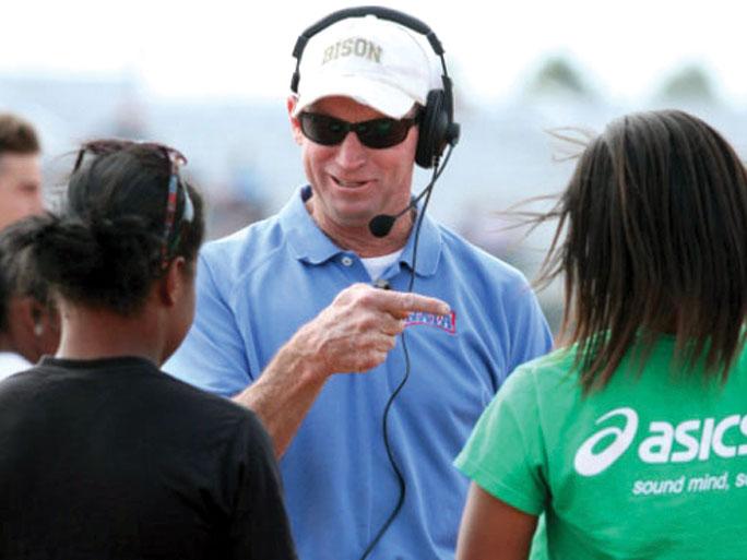 OBU's Mastin named NAIA Coach of Character