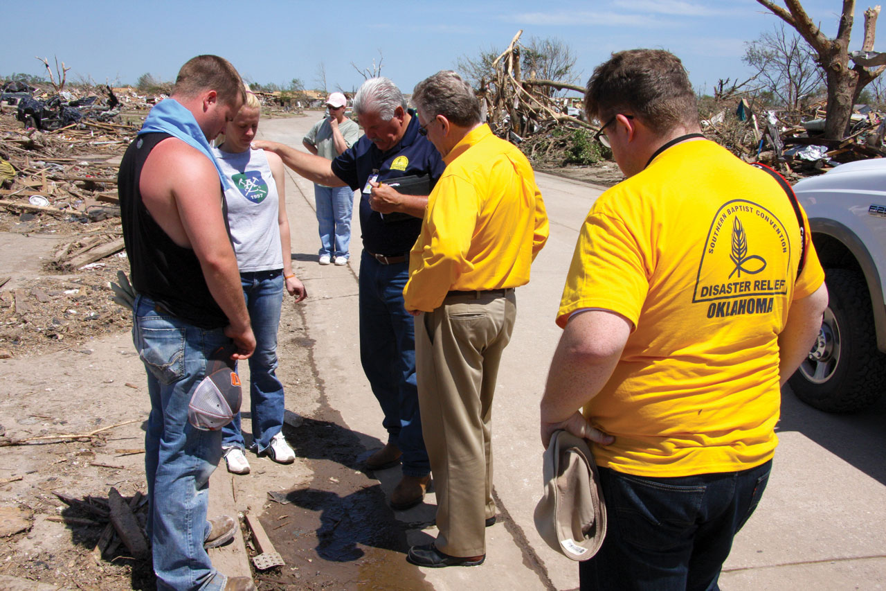 BGCO Disaster Relief still making impact as tornadoes' anniversary nears