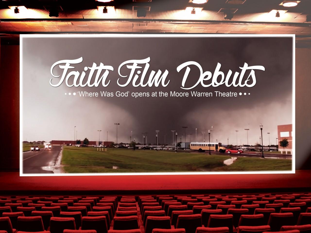 Faith film debuts