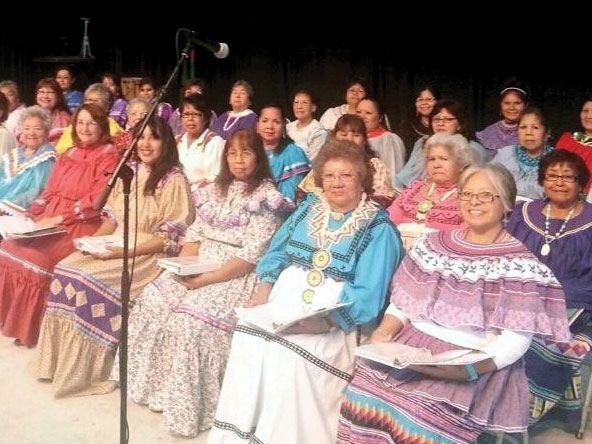 Native Praise tour to include singing at SBC