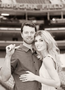 Ben and Julianna Zobrist
