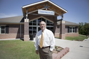 Kim Swyden serves as Executive Director for the MOJ. Its facilities are located on the property of Edmond, Henderson Hills.