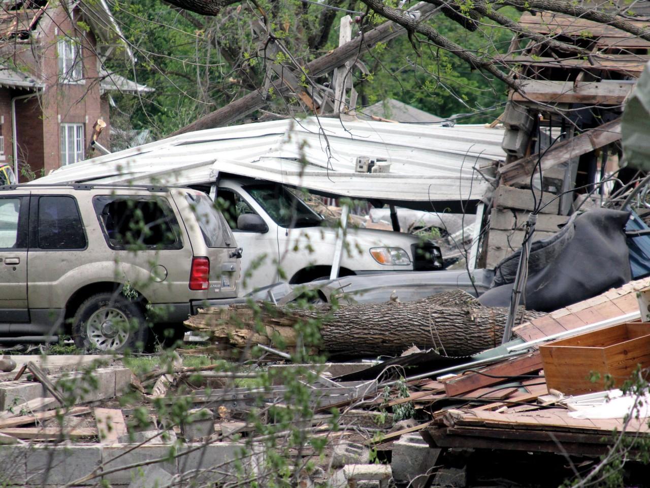 DR crews respond in Quapaw