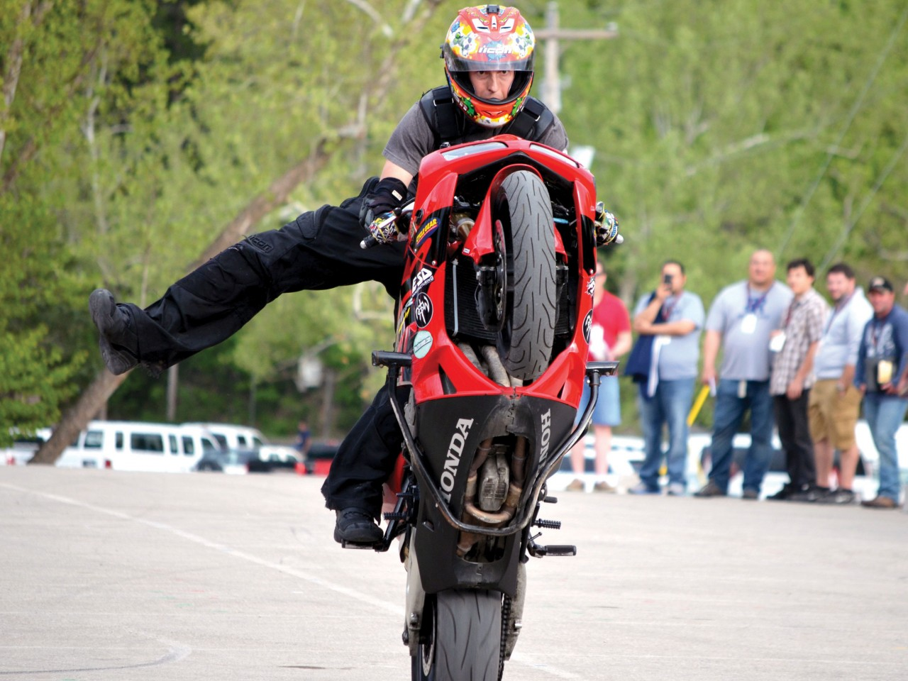 Christian stunt rider may appear on 'America's Got Talent'