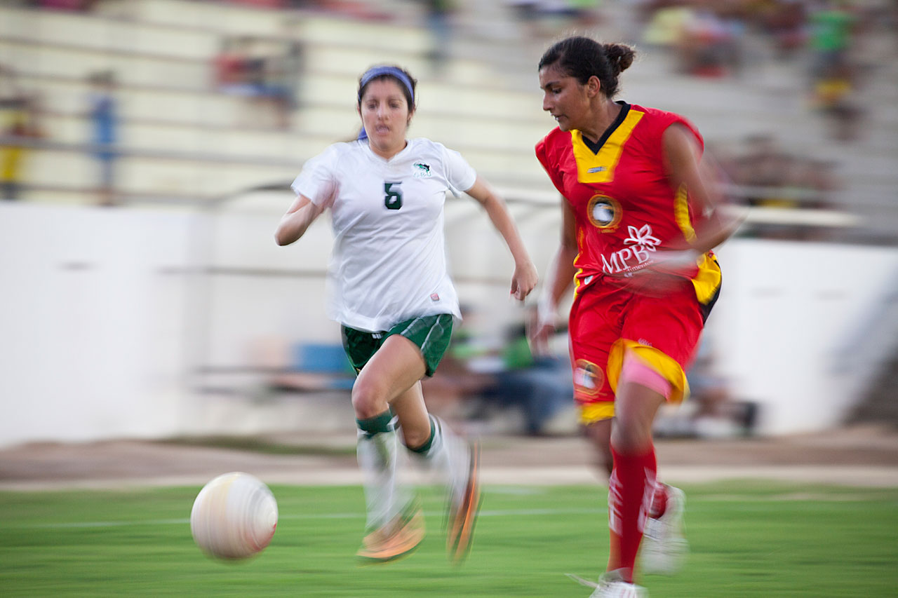OBU women's soccer does World Cup outreach