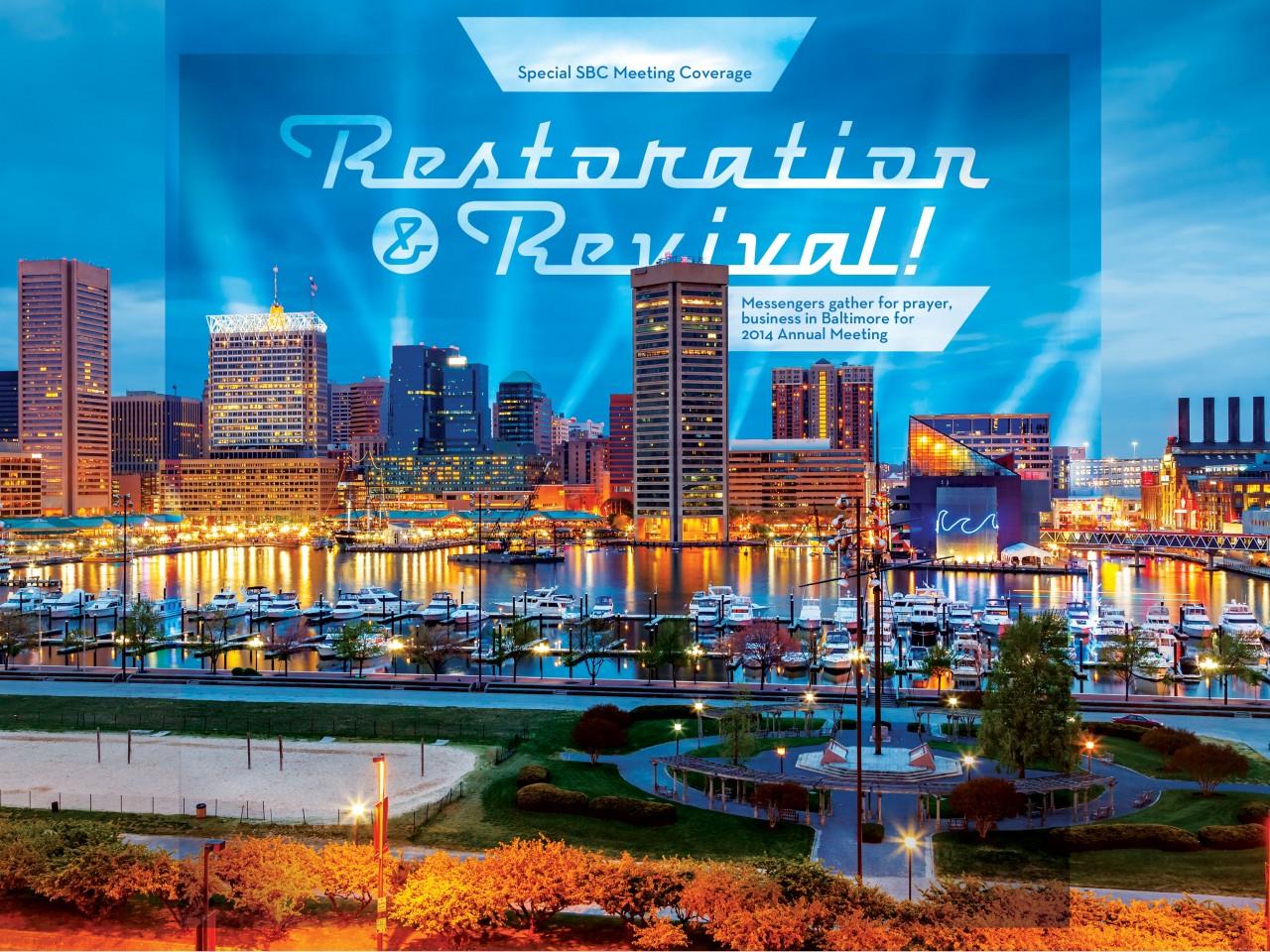Restoration & Revival!