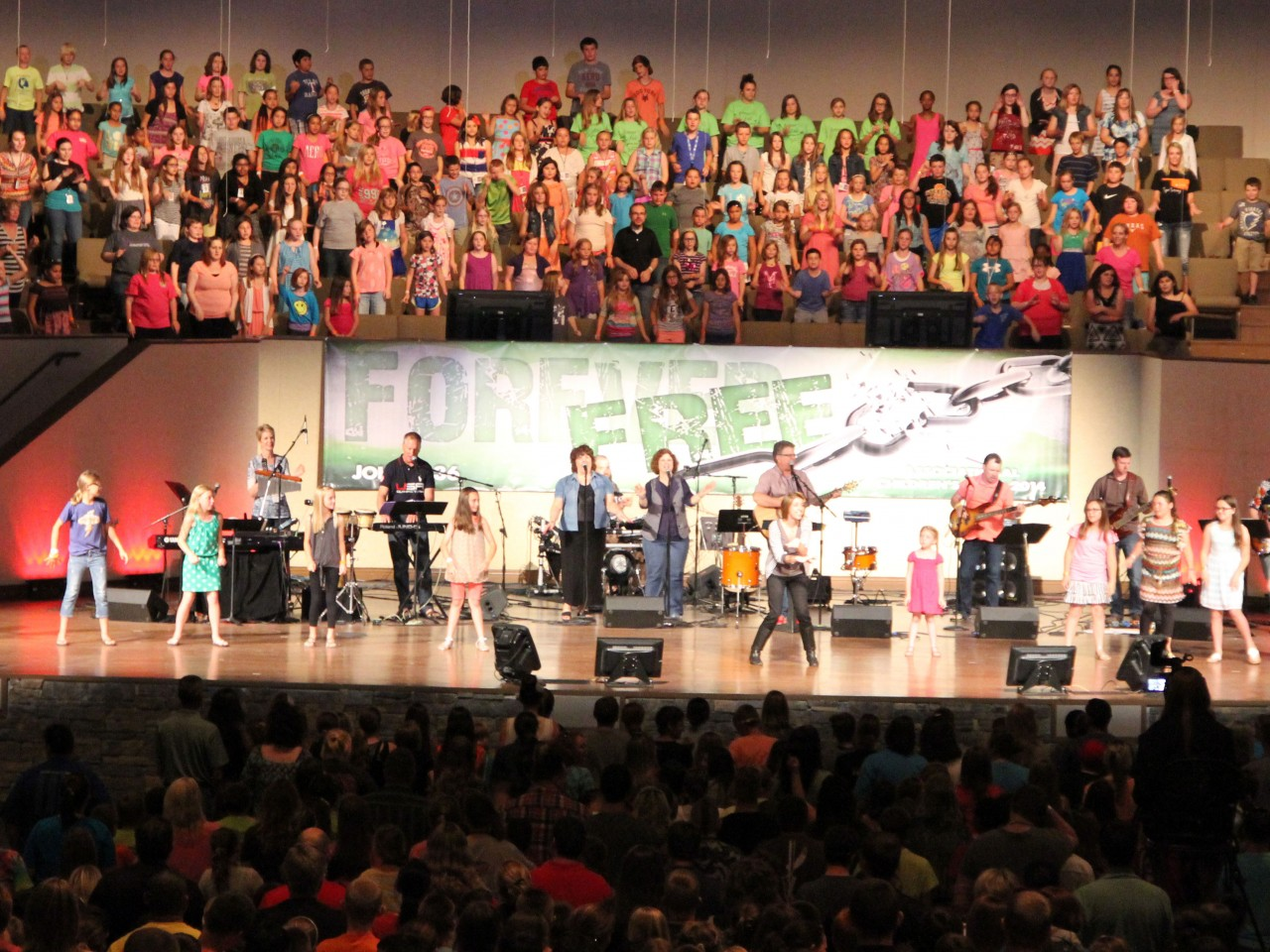 ACC sees great response numbers,  as Falls Creek begins summer events