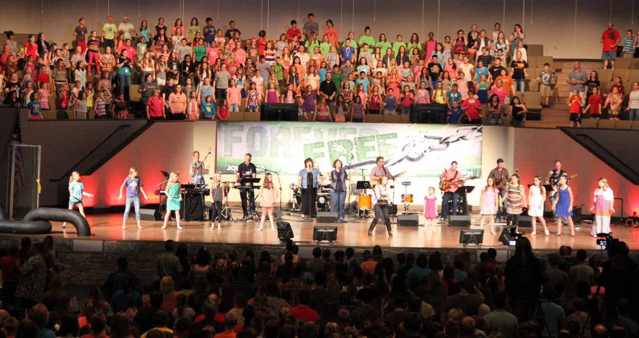 ACC sees great response numbers, as Falls Creek begins summer events | Baptist Messenger of Oklahoma