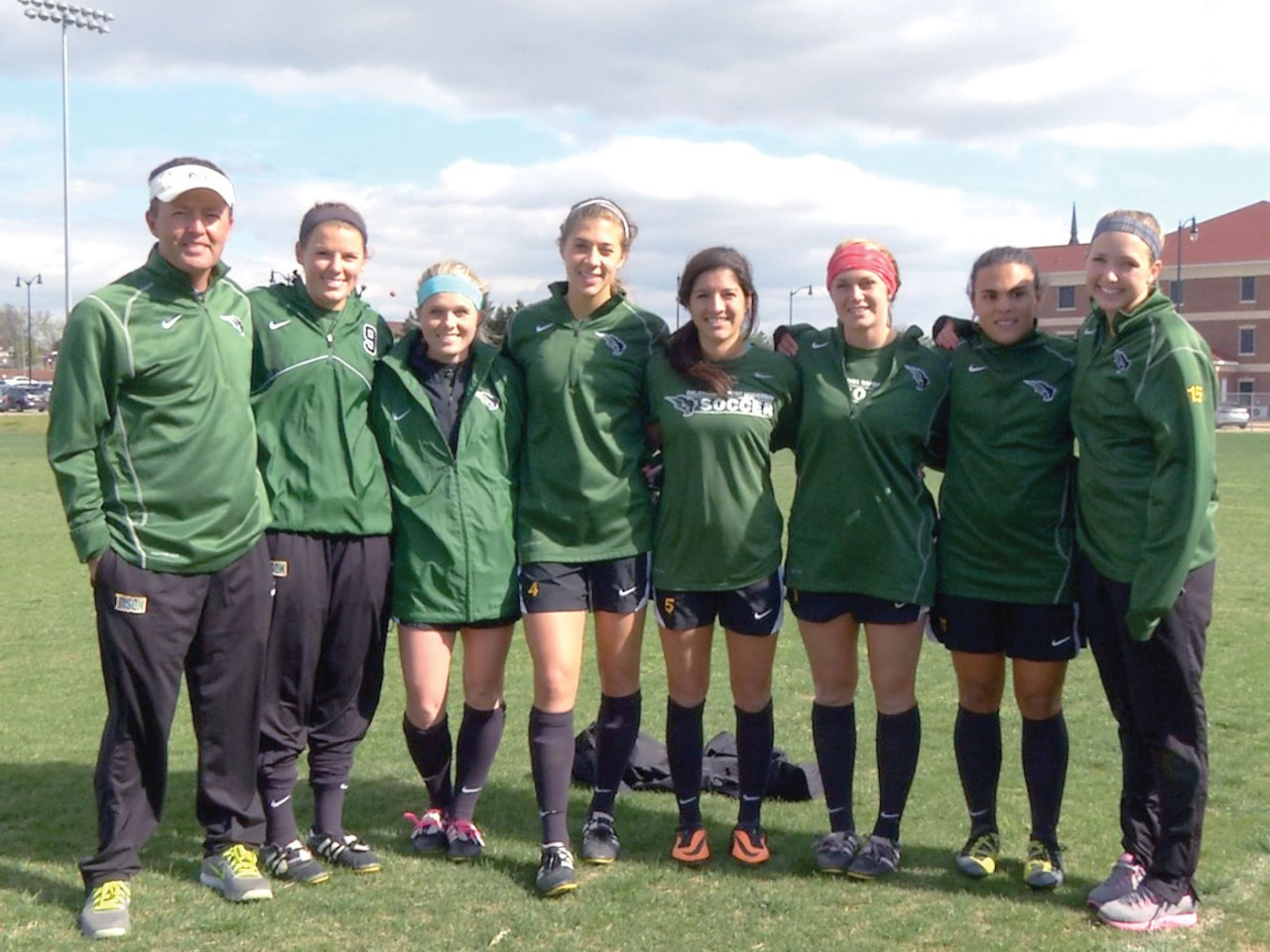 OBU women's soccer does pre-World Cup ministry