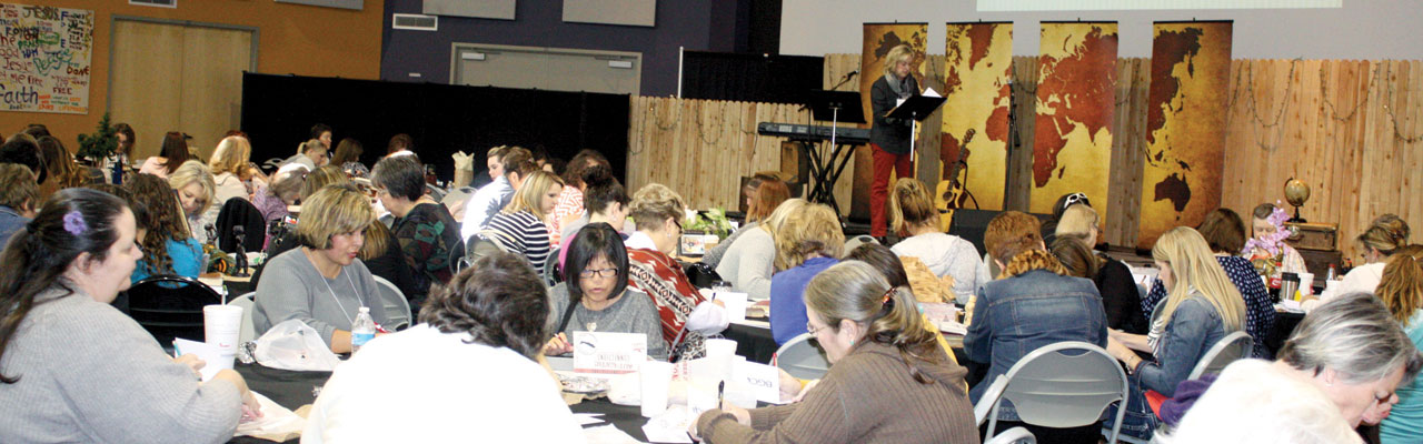 Authentic Connections:  Ministers' Wives Weekend