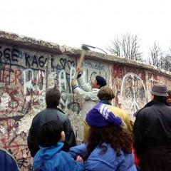 Berlin Wall lost its grip 25 yrs. ago