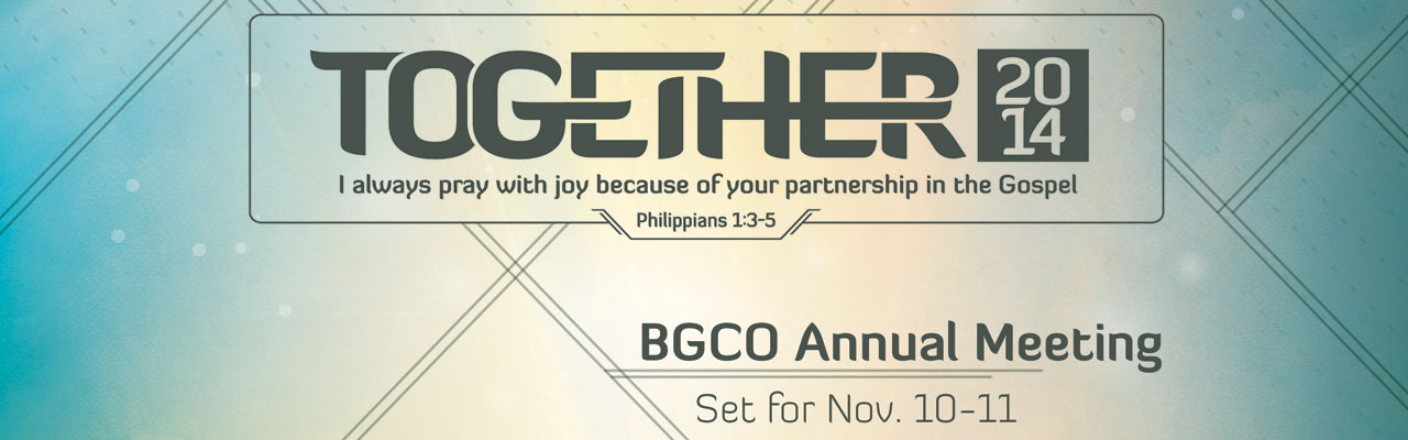 BGCO Annual Meeting