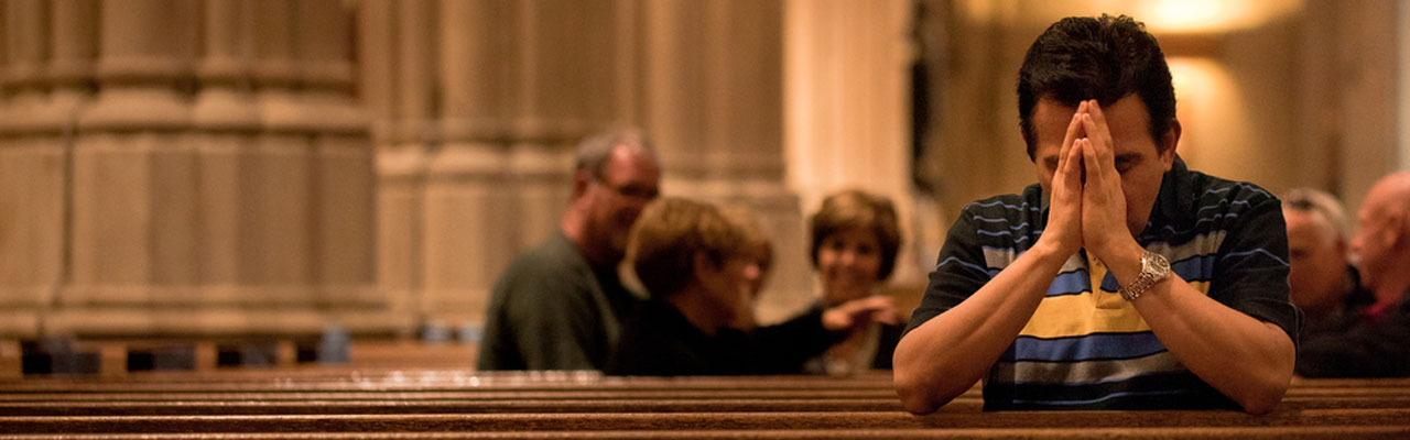 Perspective: A service of prayer