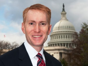 U.S. Senator James Lankford (Photo: Provided)