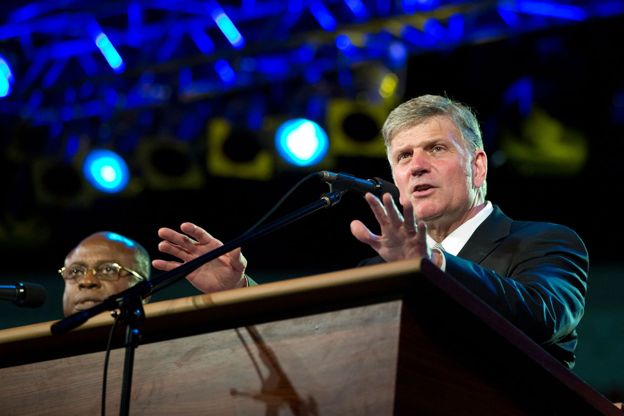 Q&A with Franklin Graham