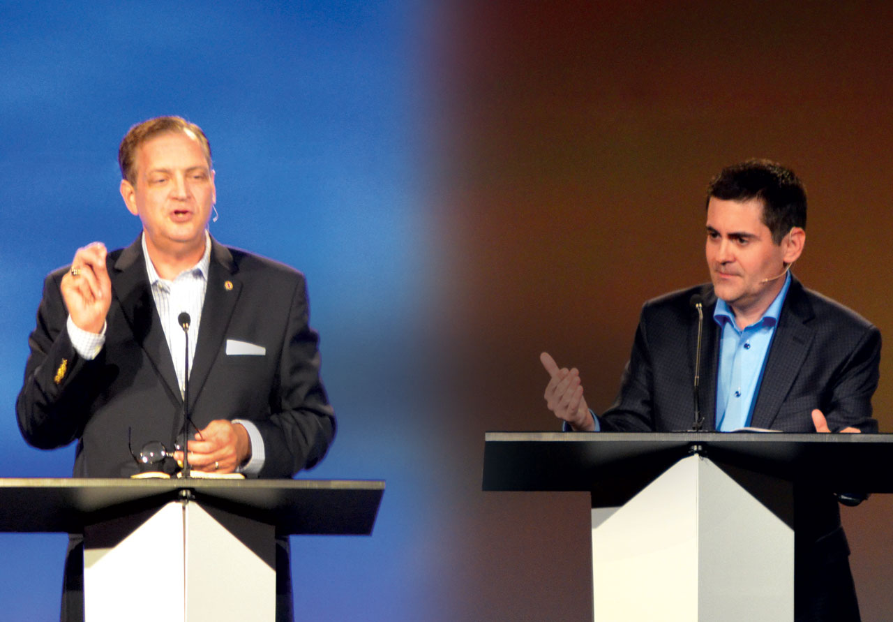Q&A with Albert Mohler & Russell Moore
