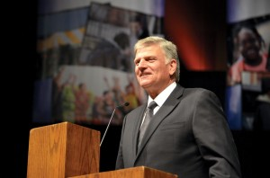 Franklin Graham (Photo: Bob Nigh)