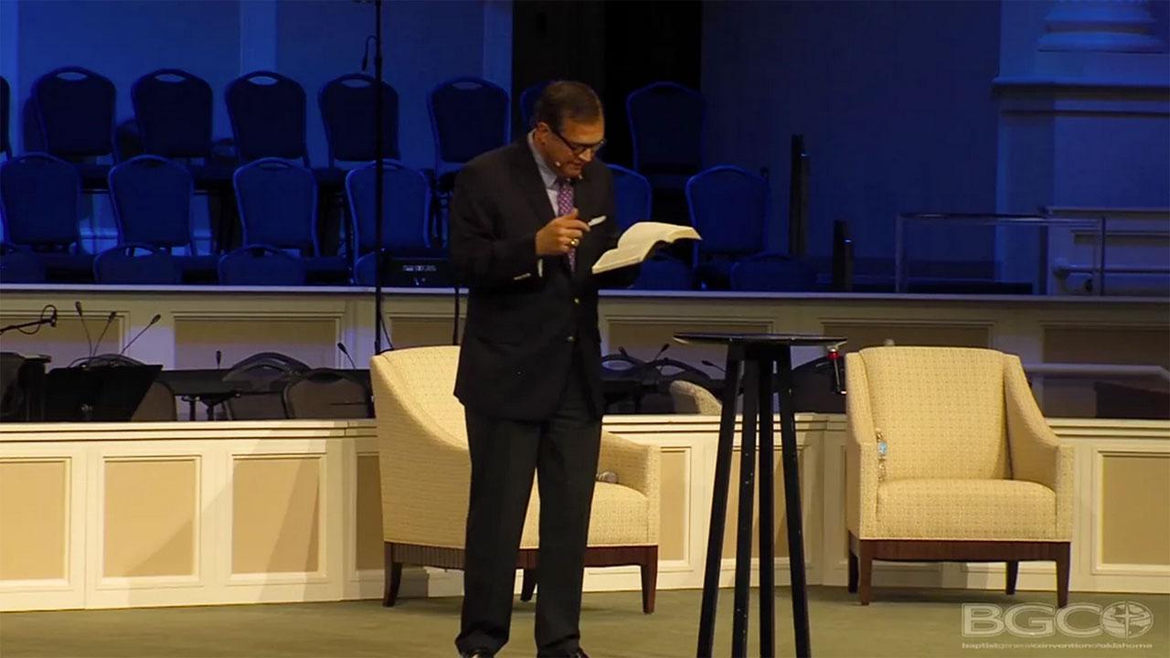 Messenger Insight 211 – Conference Sermon – Dr. Albert Mohler