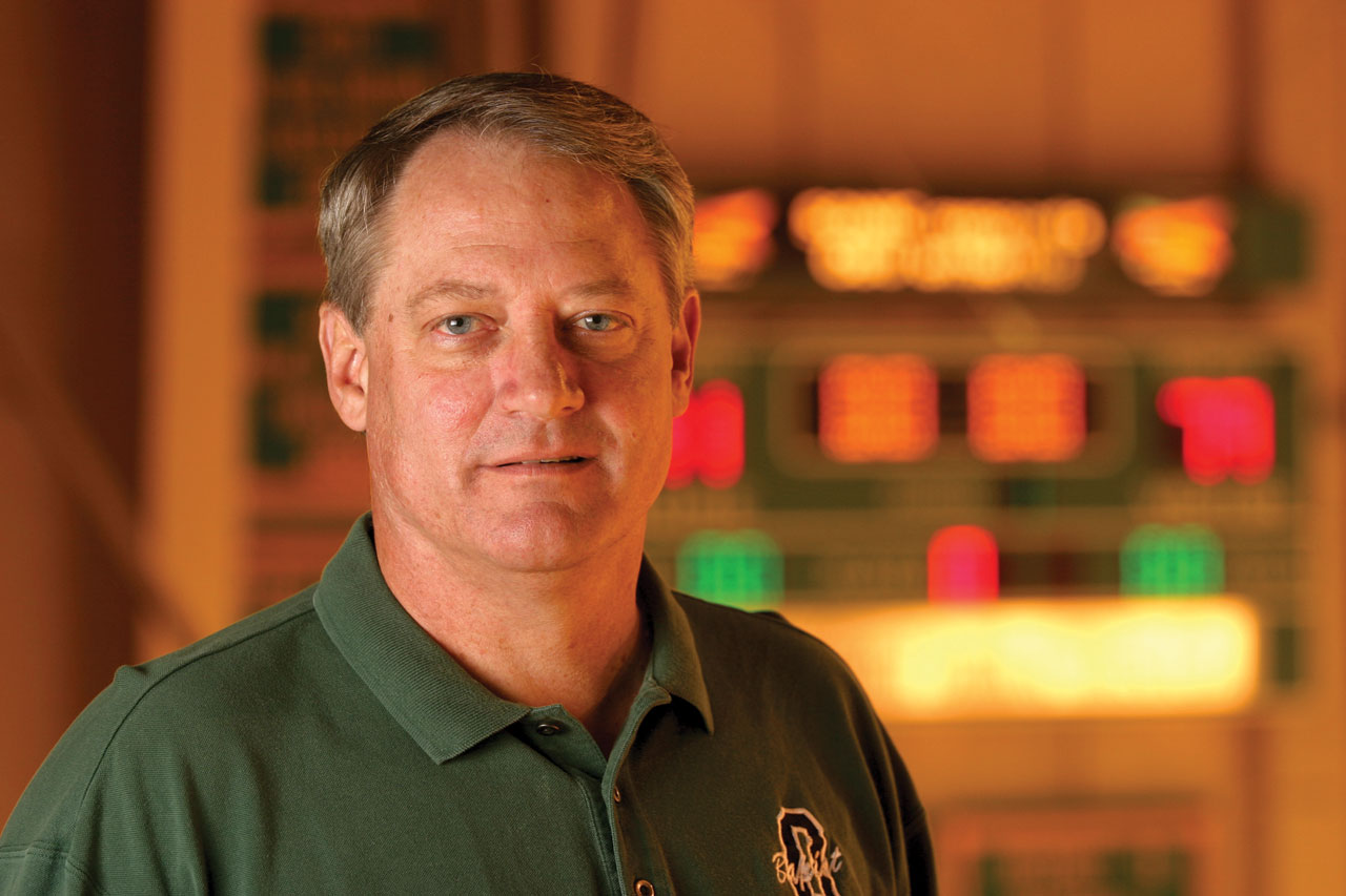 Doug Tolin era ends at OBU