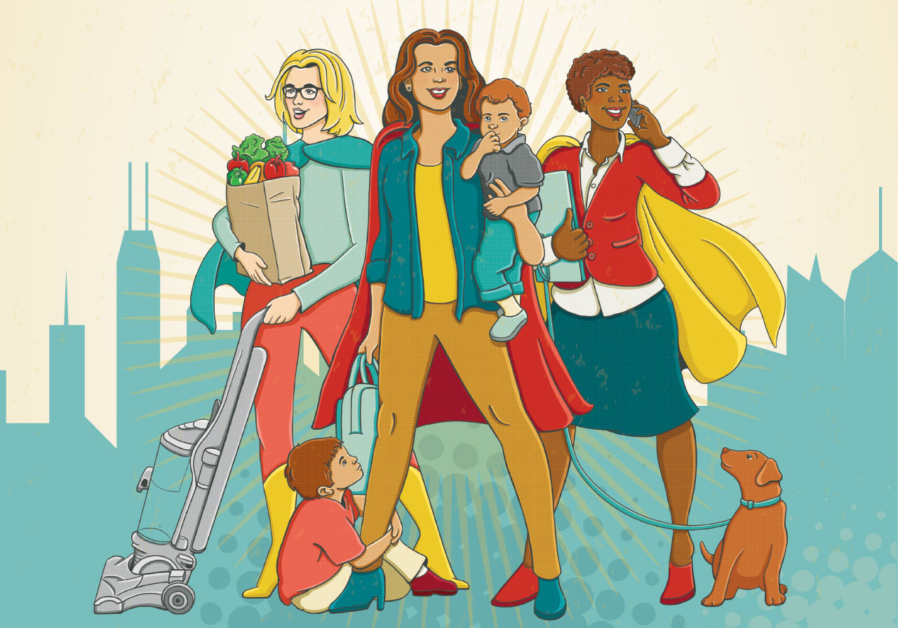Calling All Superhero Women to the BGCO Women's Retreat