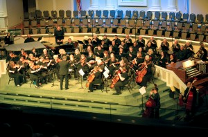 The Oklahoma Baptist Symphony presents a concert at the conference Sunday evening, April 19. (Photo: Bob Nigh)
