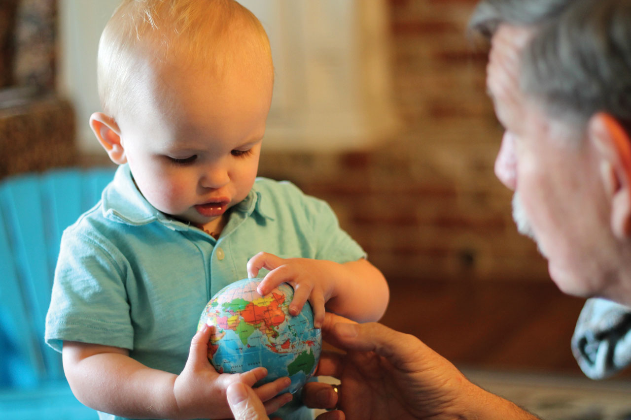 Rite of passage parenting: A world of difference