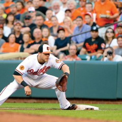 Orioles' Chris Davis: 'God used my time off for His glory'