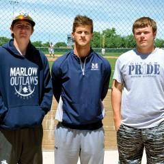 Marlow baseball team finds shelter at OKC, Putnam City