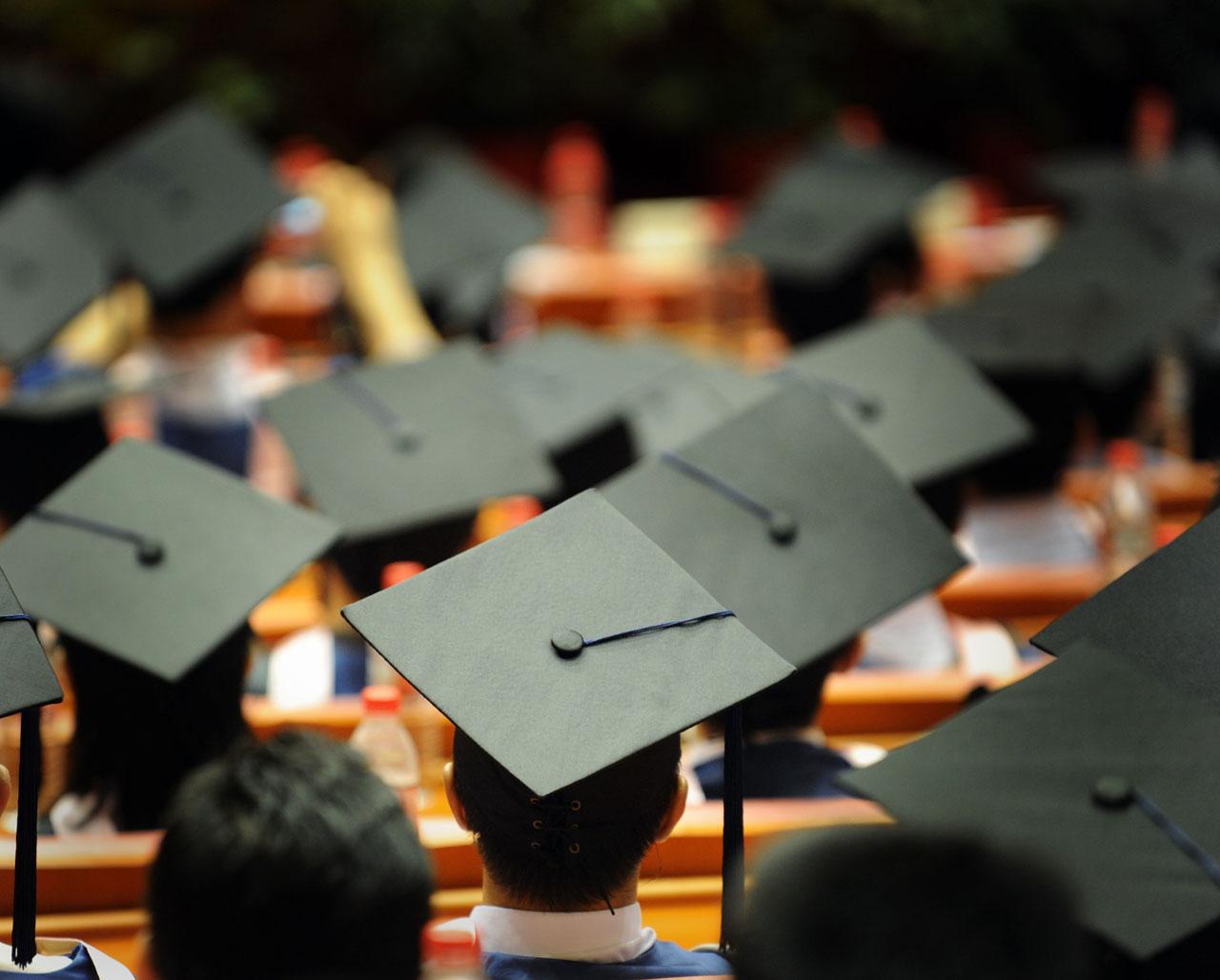 Conventional Thinking: Dear graduates…