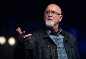 "James MacDonald, senior pastor of Harvest Bible Chapel in Chicago, preaches a message titled ""You Can't Do What You Want"" at the last session of the 2015 Pastors' Conference June 15 at the Greater Columbus Convention Center in Columbus, Ohio. (Photo: Bill Bangham)"