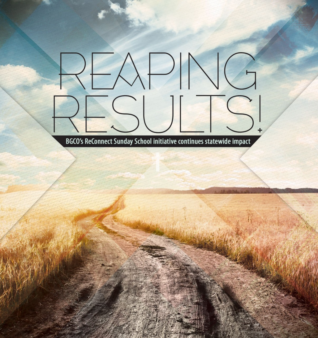 Reaping results!