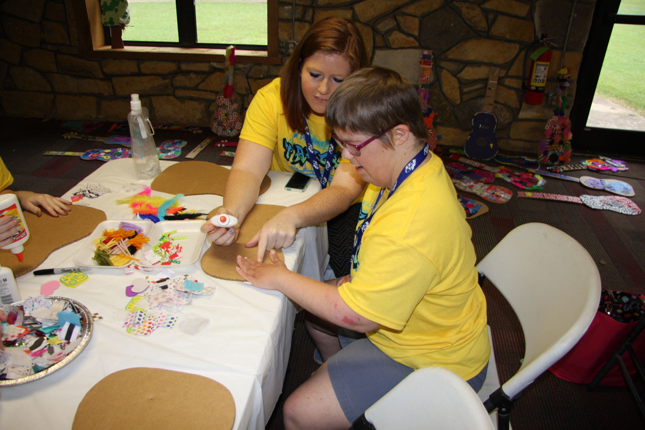Camp Perfect Wings blesses campers, sponsors