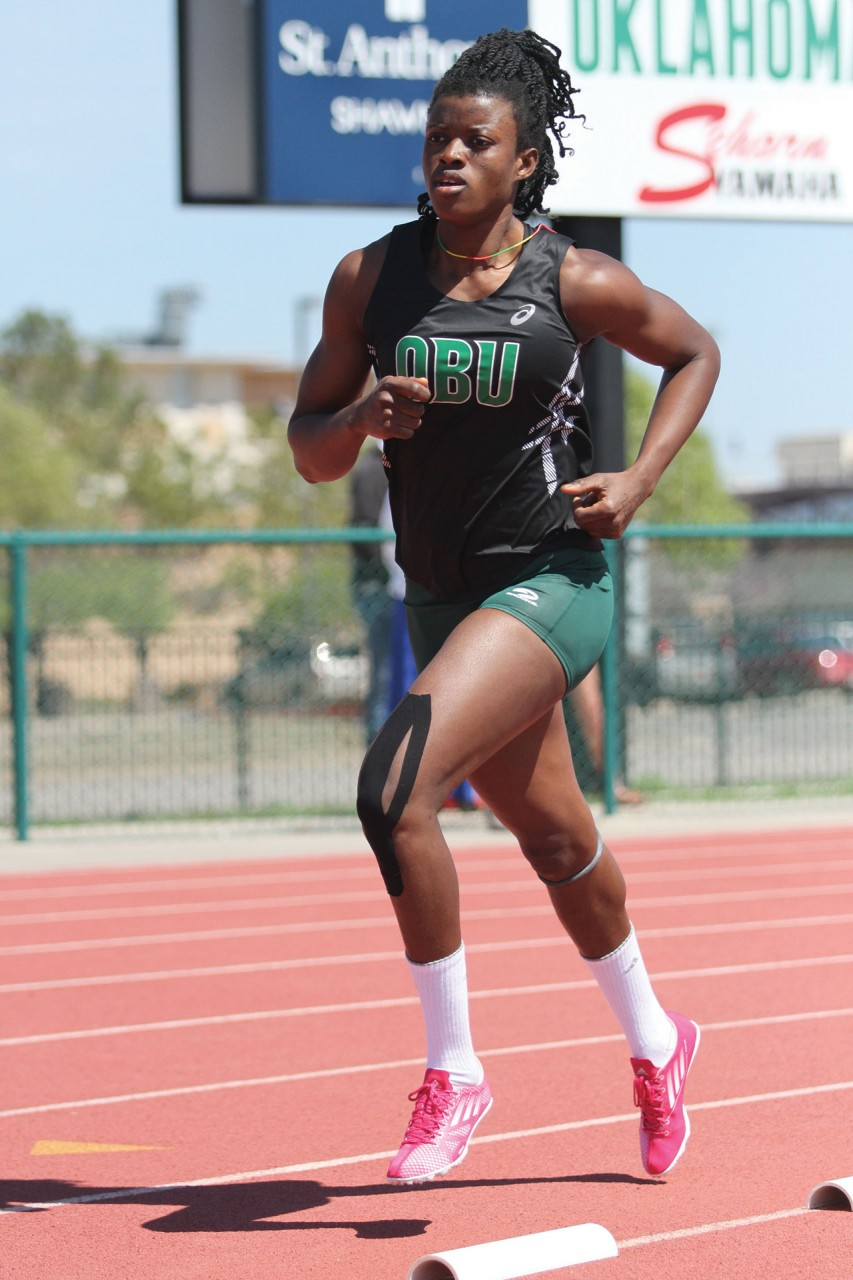 OBU Track boasts 20 All-Americans