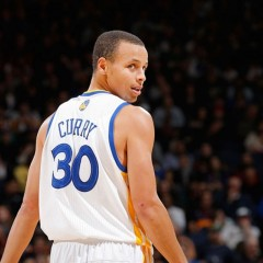 Faith drives Golden State's Stephen Curry
