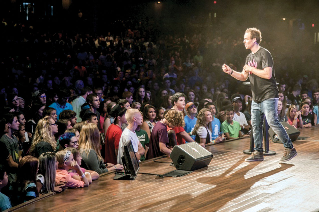Two Falls Creek services witness hundreds answer the call to ministry