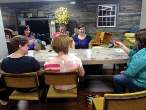Members of Muskogee, First, embrace an active life of fellowship, Bible study and worship of Christ. The church makes frequent use of the BGCO's ReConnect Sunday School resources. (Photos: Provided)