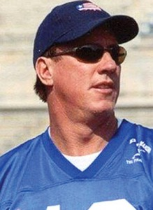 Jim Kelly, former quarterback for the Buffalo Bills. (Photo: BP)