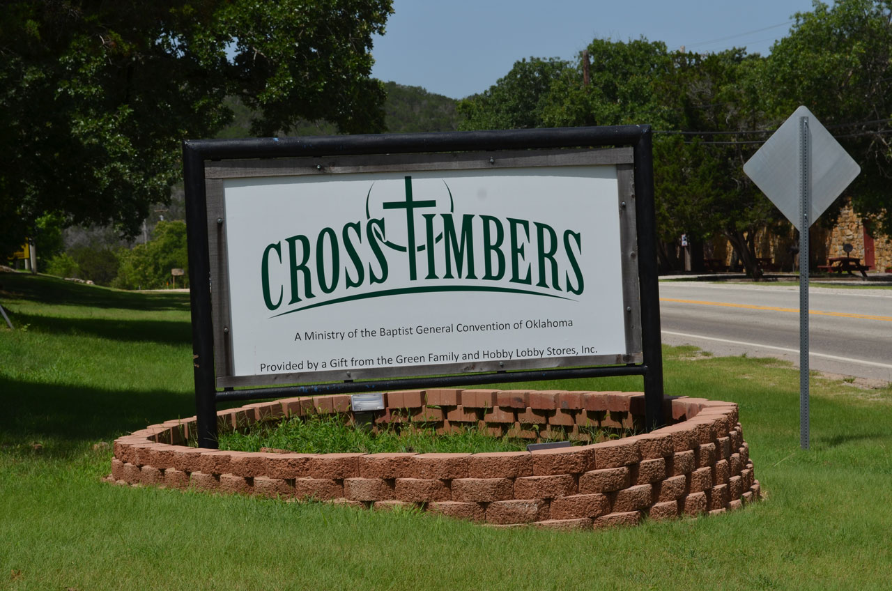 Perspective: CrossTimbers: A Treasure