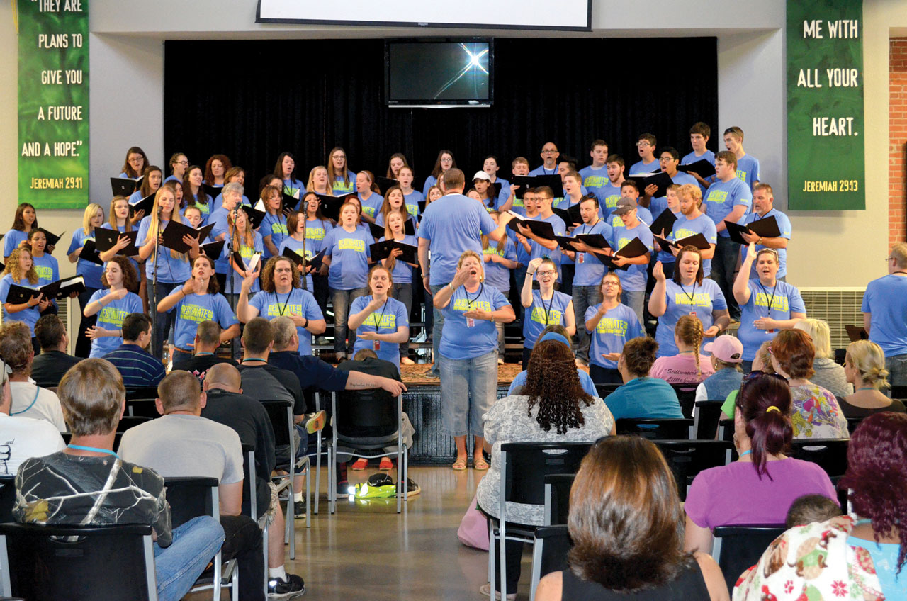 Worship camps resounding success