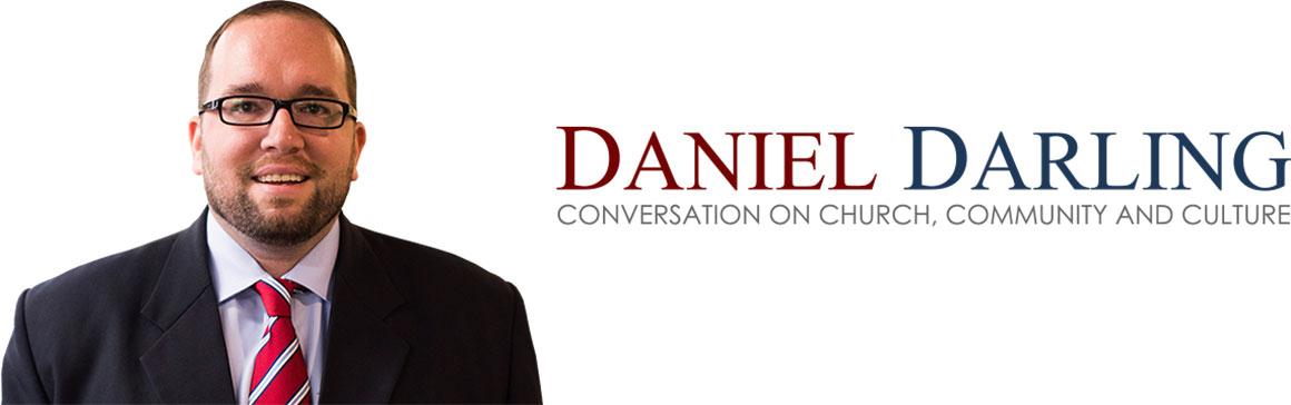 Podcast 222 – Interview with Daniel Darling