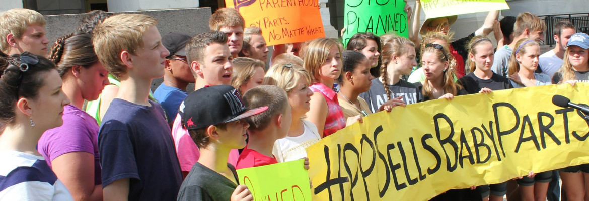 Nationwide protests of Planned Parenthood set for Aug. 22