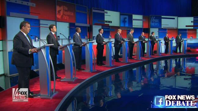 GOP debate: social, religious issues prominent
