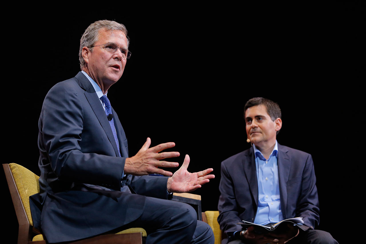 Bush, Rubio address Southern Baptists