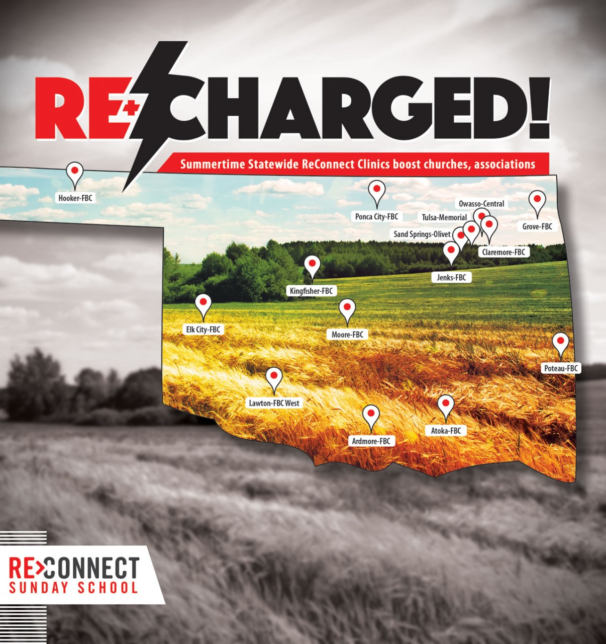 ReCharged: Summertime Statewide ReConnect Clinics boost churches, associations