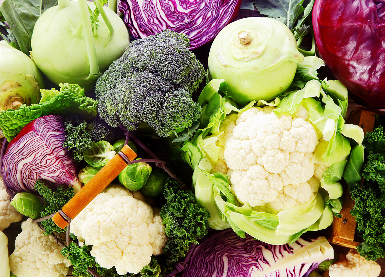 Christian Health: Cruciferous vegetables