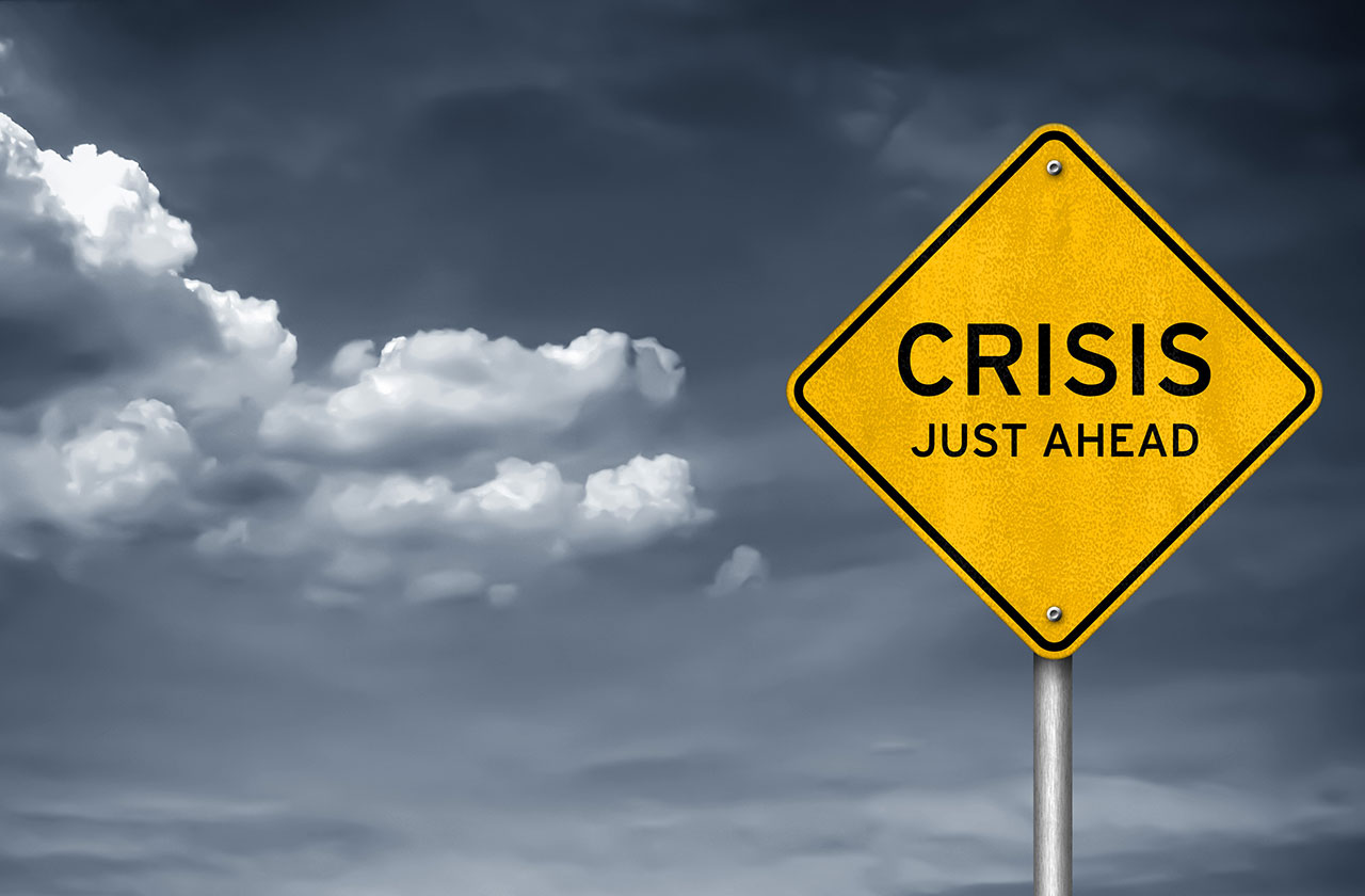 Conventional Thinking: Creating a crisis