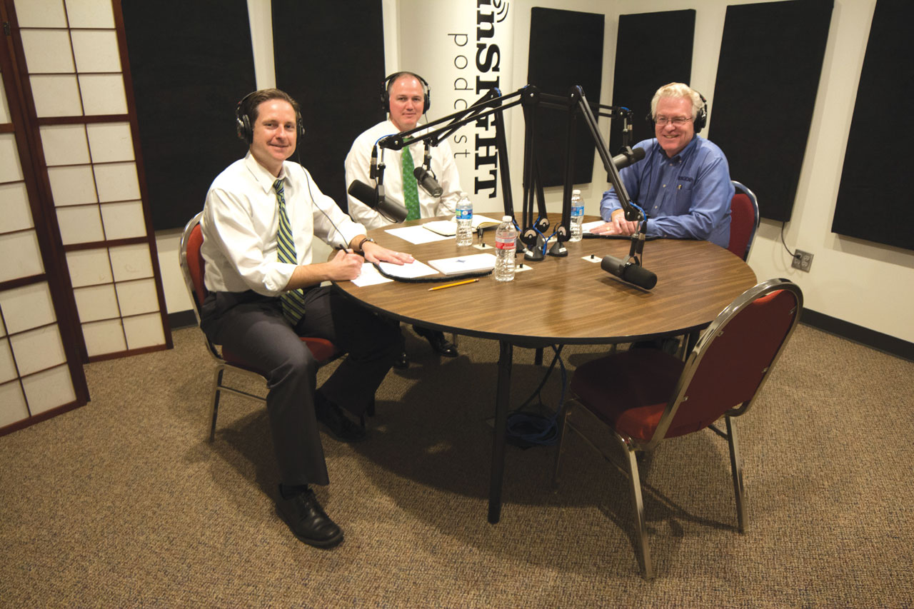 Jordan, Dilbeck discuss Annual Meeting, SBC issues in podcast