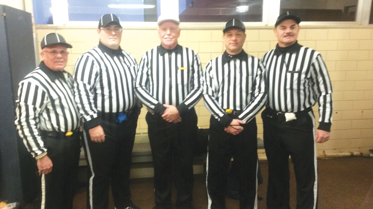 Lowrey shares officiating stories in 'Officially Christian'