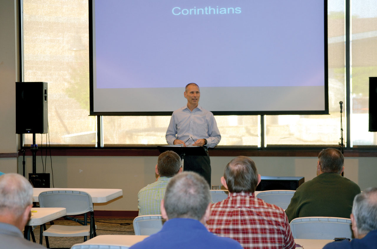 Pastors 'Connect, Renew, Prepare' at OBC